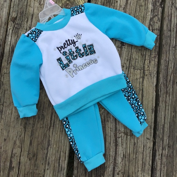 Swiggles Other - Pretty Little Princess Sweatsuit